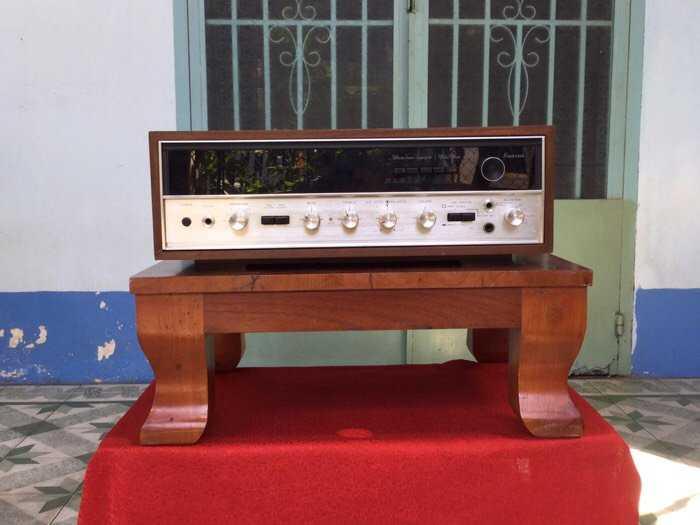Tân Audio biên hoà Sansui 5000x Power dính đờI 320W ( Hàng đẹp zin nguyên bản )0