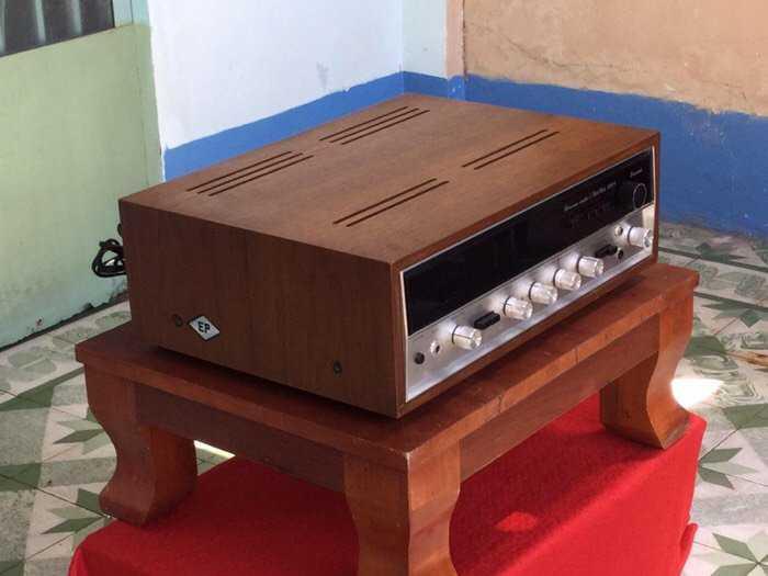 Tân Audio biên hoà Sansui 5000x Power dính đờI 320W ( Hàng đẹp zin nguyên bản )1