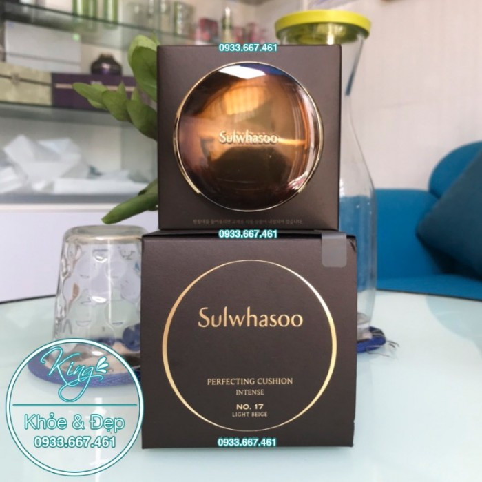 Phấn Nước Sulwhasoo Perfecting Cushion Intense1