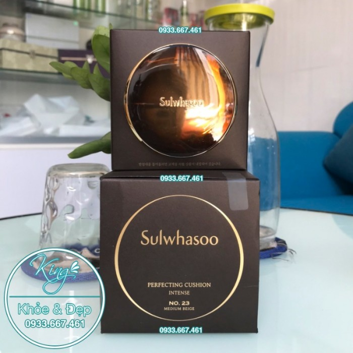 Phấn Nước Sulwhasoo Perfecting Cushion Intense2