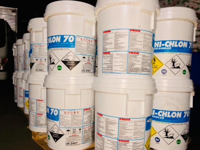 Chuyên phân phối chlorine Nippon Nhật1