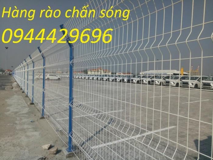 Lưới Thép Hàng Rào Mạ Kẽm Sơn Tính Điện D4 A 50X1505