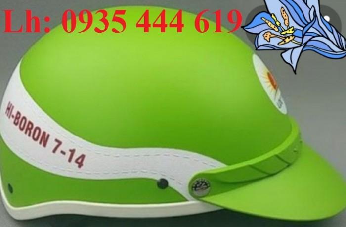 Mũ bảo hiểm quà tặng khách hàng giá rẻ tại Huế0
