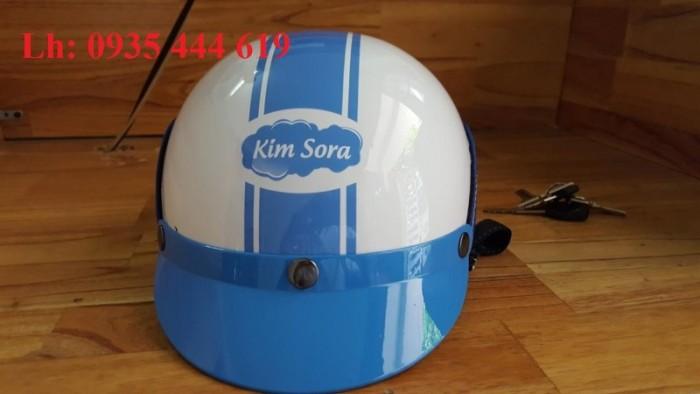Mũ bảo hiểm quà tặng khách hàng giá rẻ tại Huế1
