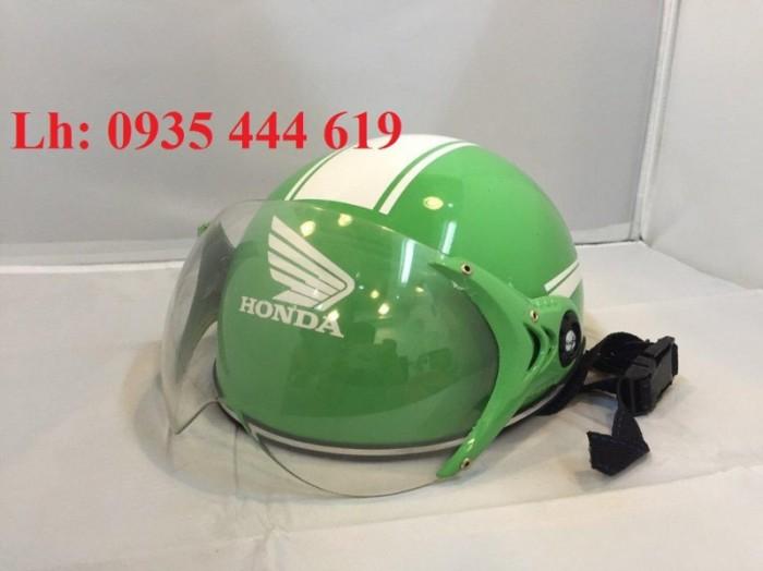 Mũ bảo hiểm quà tặng khách hàng giá rẻ tại Huế7