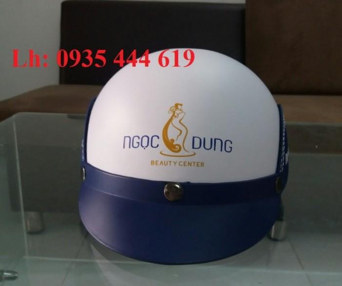 Mũ bảo hiểm quà tặng khách hàng giá rẻ tại Huế8