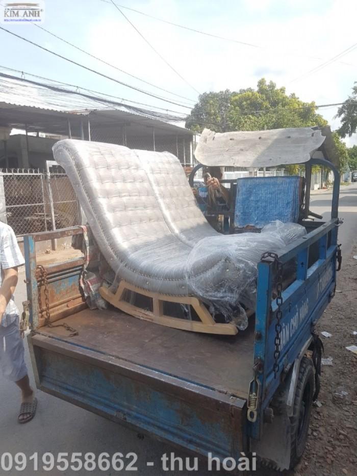 Mẫu ghế bập bênh