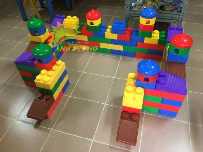 Đồ chơi lắp ghép nhiều chi tiết cho bé vui chơi, giải trí, thỏa sức sáng tạo0