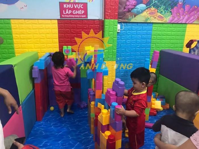 Đồ chơi lắp ghép nhiều chi tiết cho bé vui chơi, giải trí, thỏa sức sáng tạo4