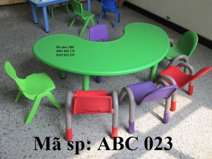 Ghế nhựa mầm non giá rẻ chất lượng cao tại quy nhơn1