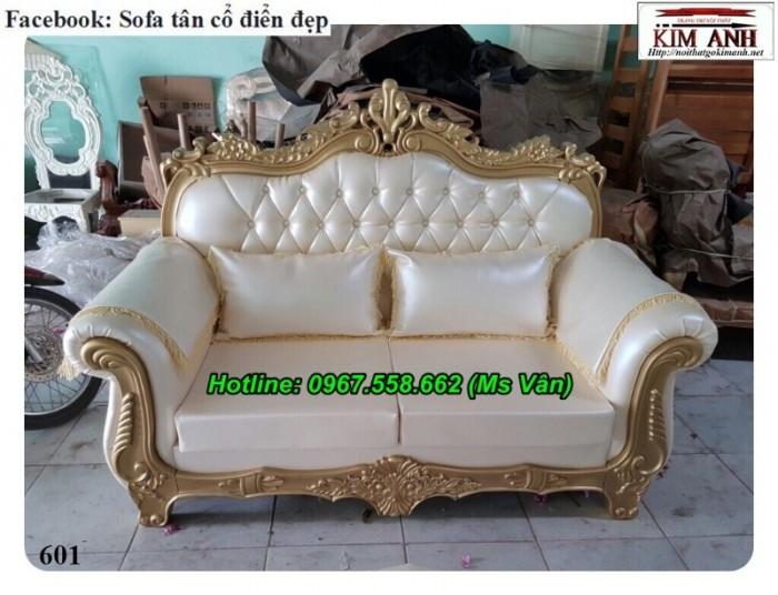 sofa văng cổ điển giá rẻ