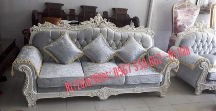 sofa tân cổ điển giá rẻ  12