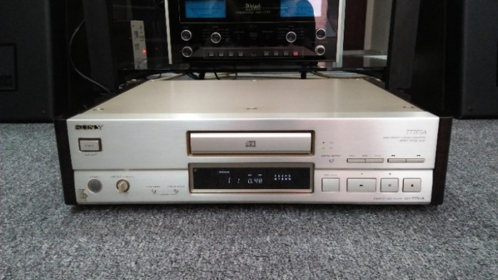 CD SONY CDP-777ESA . MADE IN JAPAN0