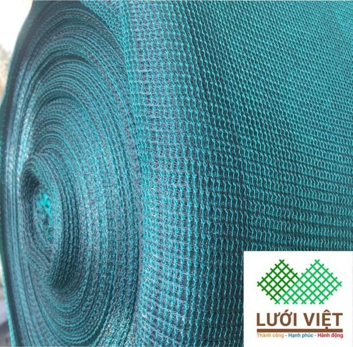 Lưới che nắng dệt kim màu darkgreen giá tốt nhất Hà Nội0