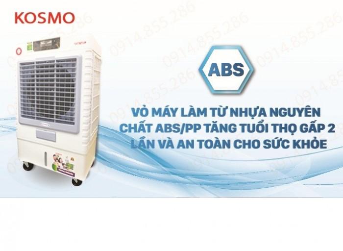 Quạt điều hòa không khí bằng hơi nước KOSMO AK-80001