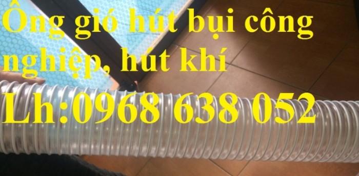 Ống gân nhựa mềm hút bụi máy cnc, hút liệu thông gió tốt nhất giá rẻ0