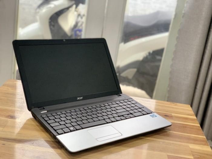 Laptop Acer E1-571, i5 3320M 4G SSD128-500G 5inch Đẹp Zin giá rẻ0