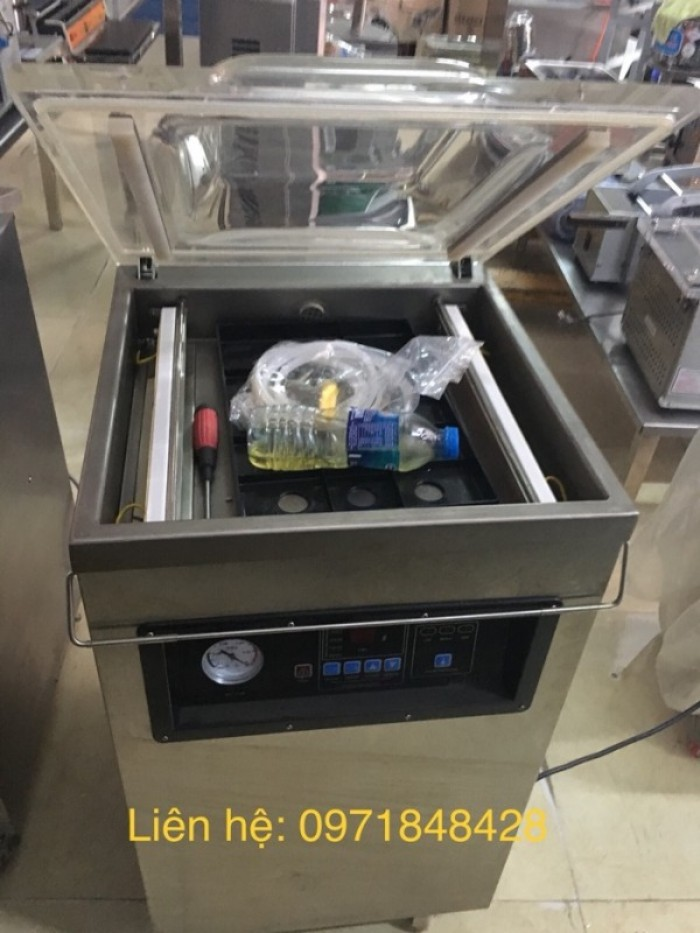 Máy hút chân không thực phẩm, máy đóng gói hút chân không DZ4002