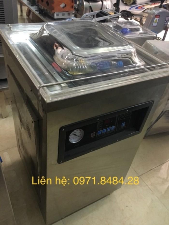 Máy hút chân không thực phẩm, máy đóng gói hút chân không DZ4001