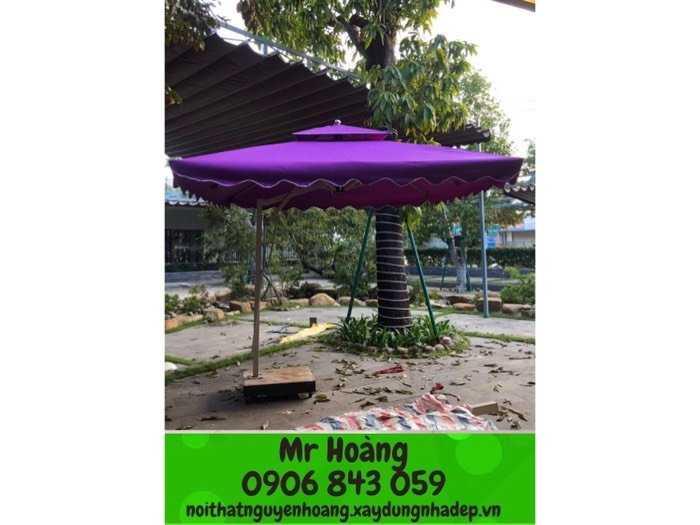 Dù cafe che nắng giá rẽ tại xưởng- nội thất Nguyễn hoàng0