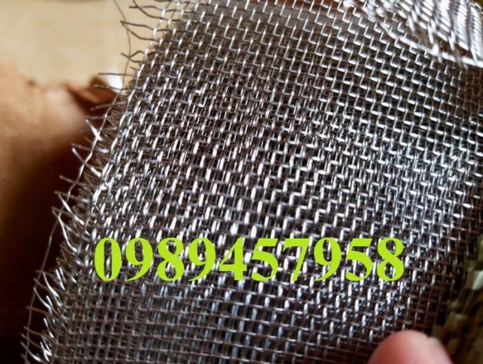 Chuyên Lưới chống muỗi inox 304, lưới inox 201, lưới inox 31610