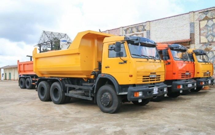 Ben Kamaz Euro3 Ga cơ | #Kamaz65115  #Ben Kamaz 15 tấn thùng vuông 12m3
