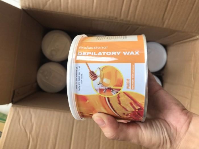 Sáp wax lông Depilatory wax chuyên nghiệp0