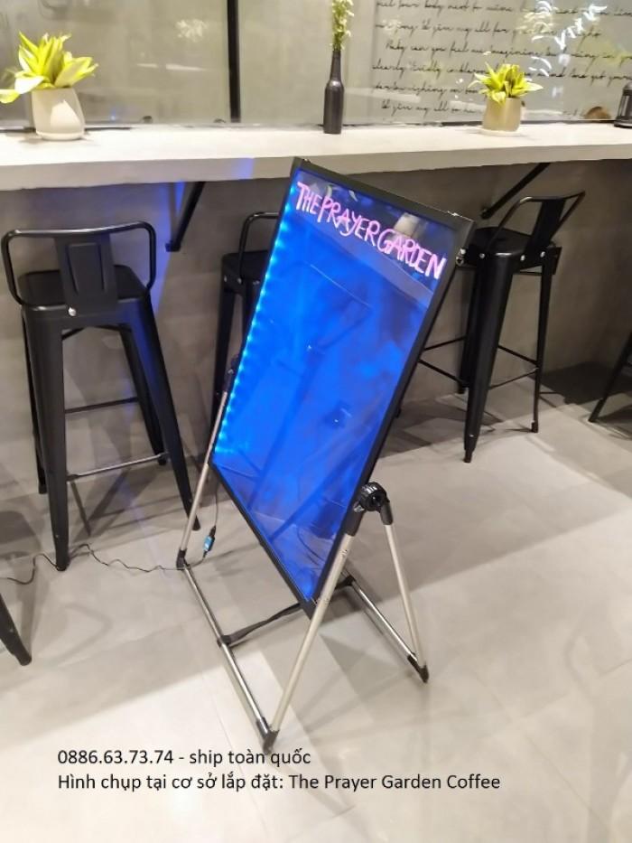 Giao hàng toàn quốc Bảng Led viết tay cho quán cà phê - trà chanh - trà sữa3