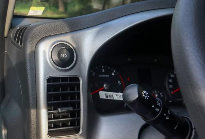 Thaco giới thiệu xe ben mới Kia New Frontier K250B6