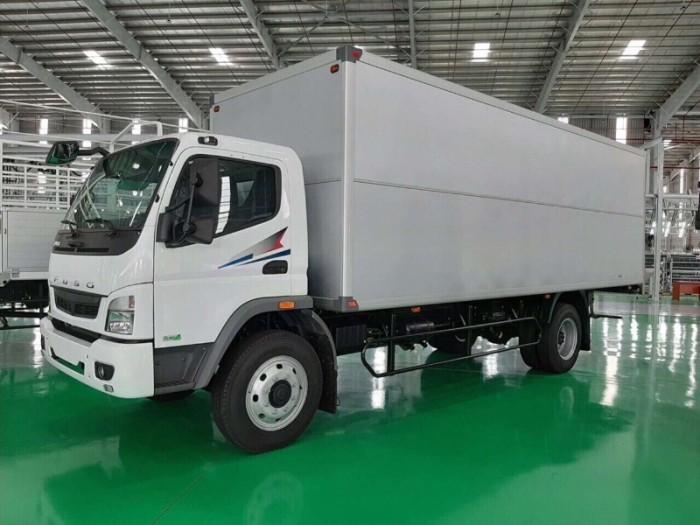 Khuyến Mãi 100% lệ phí trước bạ xe tải Mitsubishi Fuso trong tháng 57