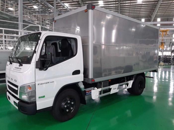Khuyến Mãi 100% lệ phí trước bạ xe tải Mitsubishi Fuso trong tháng 53