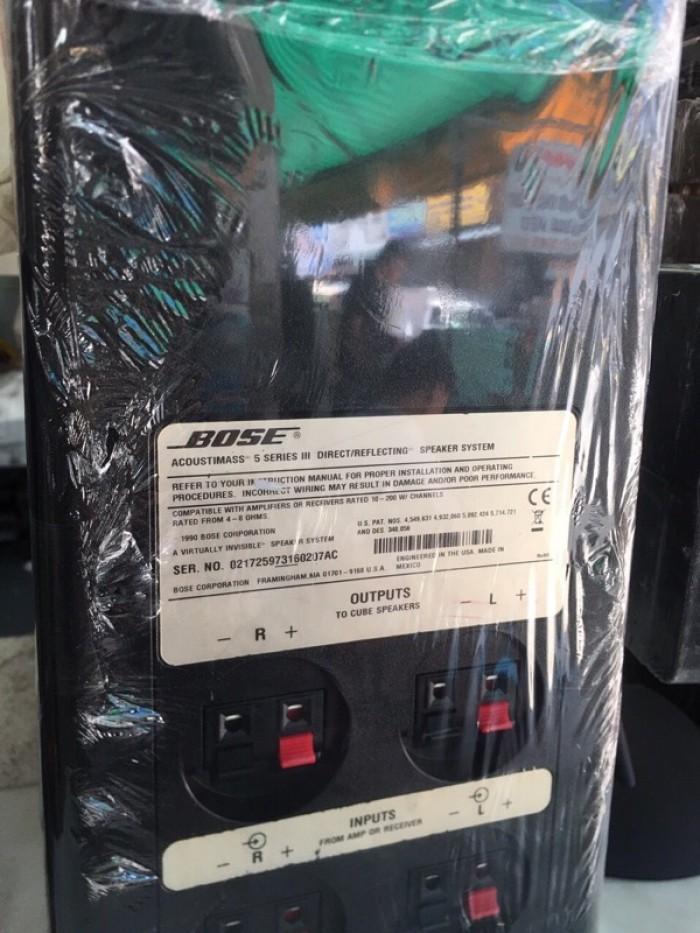 Chuyên bán Loa Sub Bose M5 hàng bải6