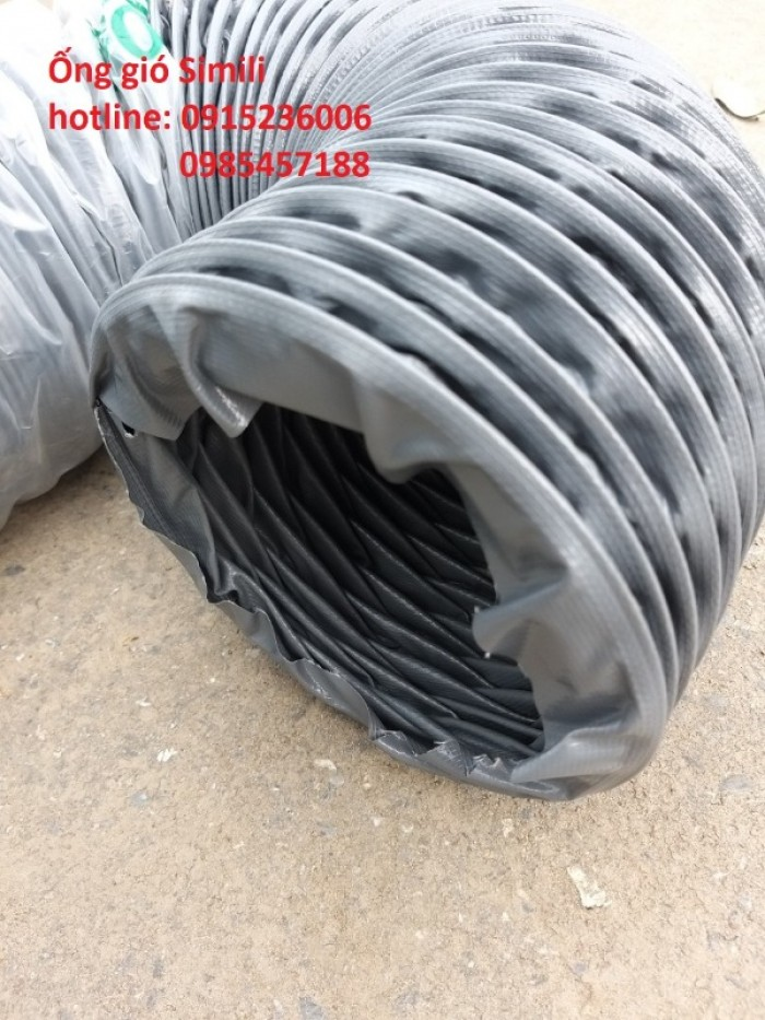 Nơi Bán Ống gió bụi Phi 400 chất lượng tốt giá thành hợp lý4