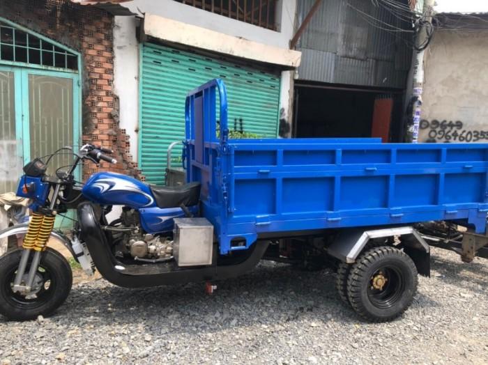 Bán xe ba bánh chở hàng - xe hoa lâm - xe ba bánh Hoàng Quân