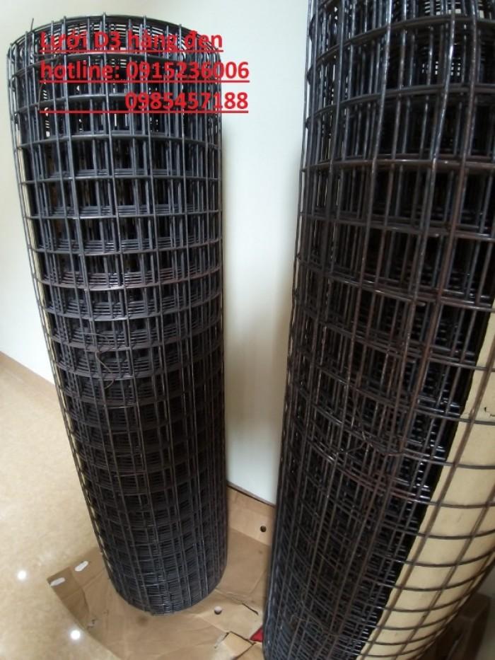 Lưới thép hàn D3 ô 50x50 khổ 1m, 1,2m, 1,5m giá ưu đãi1