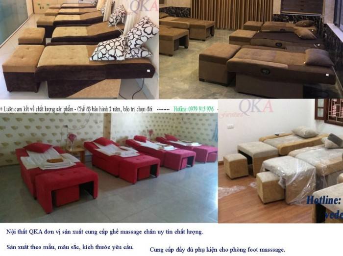 ghế massage foot 1