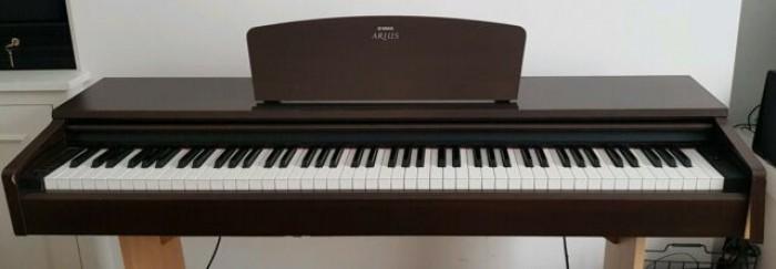 Đàn Piano ĐIện YAMAHA YDP 140 Chính hãng - Khát Vọng Music0
