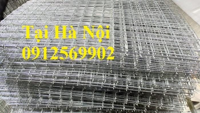 Lưới thép hàn mạ kẽm D3 a50x50, D4 a50x50, D2,5 a50x50, D2 a50x505