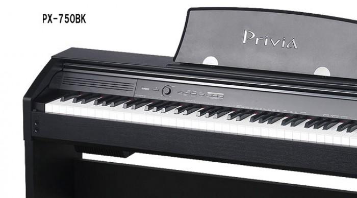 Đàn Piano Điện Casio Privia PX 750 - Khát Vọng Music0