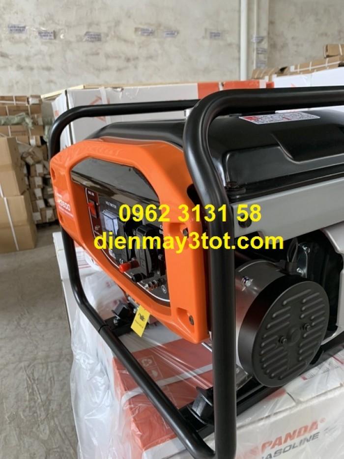 Máy phát điện chạy xăng 3kw Huspanda H3600 giá rẻ cho gia đình1