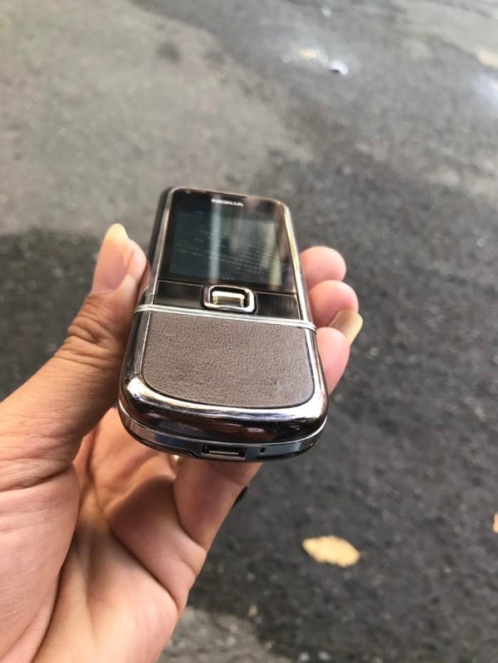 Nokia 8800 ater saphia nâu zin hãng4