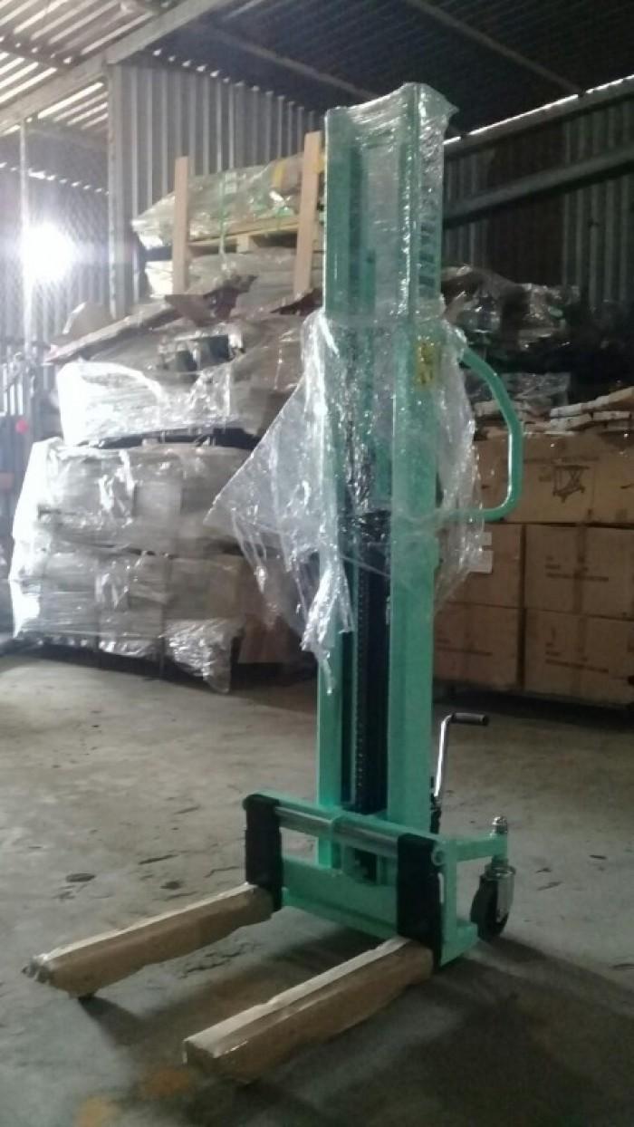 Xe nâng tay cao mini SH400-15 OPK-09858414371
