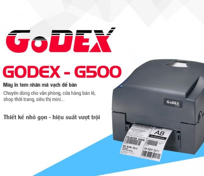 Máy in mã vạch Godex G5000