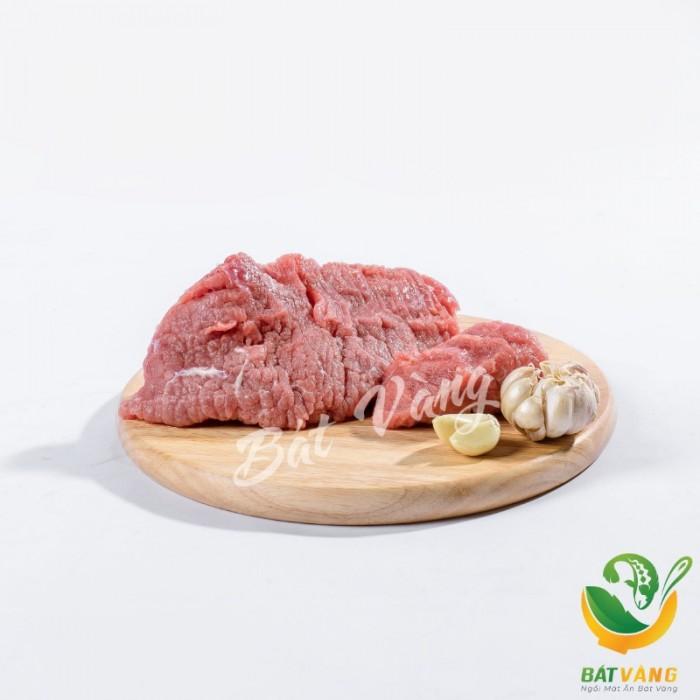 Thịt bò sỉ lẻ các loại --đã kiểm nghiệm2
