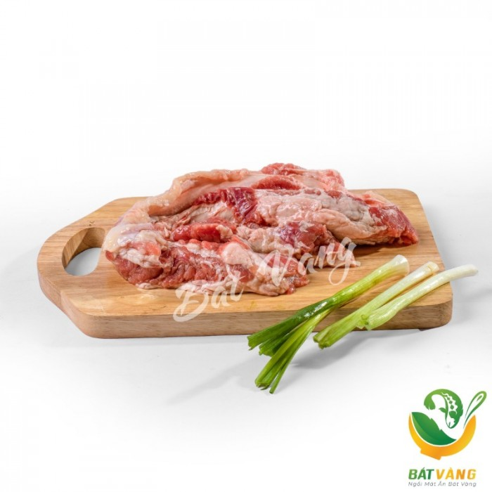 Thịt bò sỉ lẻ các loại --đã kiểm nghiệm4