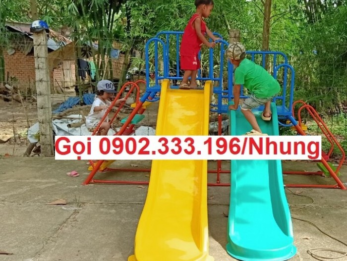 Bán sỉ cầu trượt trẻ em, cầu tuột mầm non giá sỉ, cầu tuột cho bé rẻ nhất8