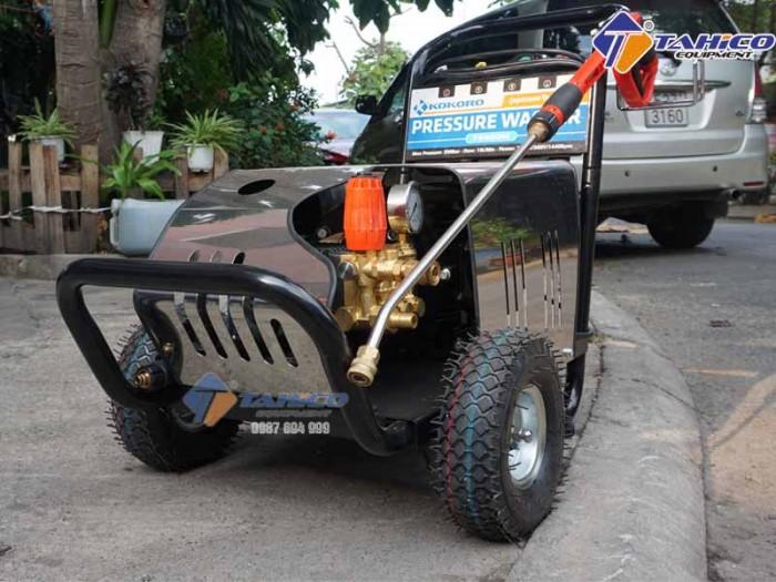 Máy rửa xe cao áp 7,5kw kokoro t3600m tại đồng nai0