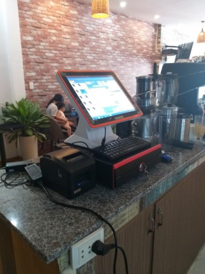 Lắp đặt máy tính tiền cho Coffee- Trà Sữa- Trà Chanh giá rẻ3
