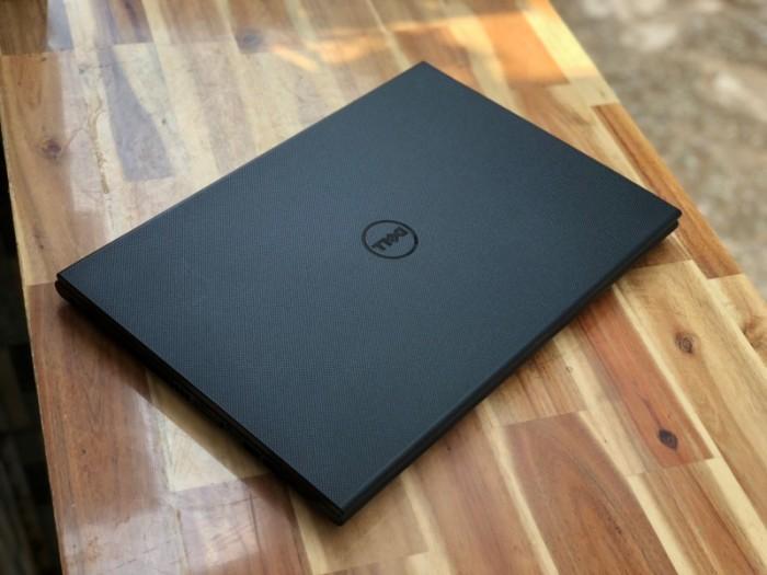 Laptop Dell Inspiron 3543, i5 5200U 4G 500G 15in Vân chống trầy zin 100% Giá3