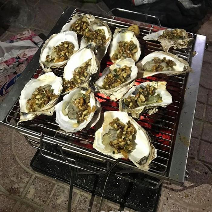 Bếp nướng dã ngoại Campingmoon MT-0450